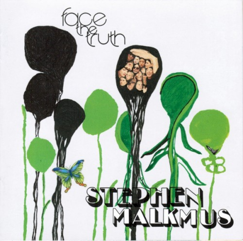 Stephen Malkmus Baby C'Mon Artwork