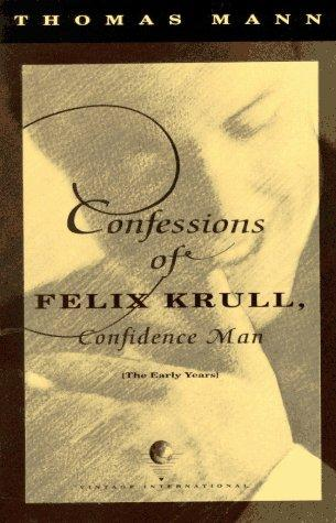 Download Confessions of Felix Krull, confidence man