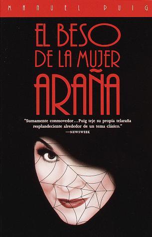El beso de la mujer araña, Manuel Puig, literatura gay