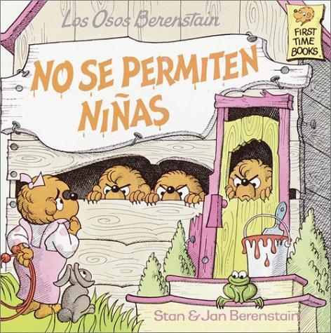 Los Osos Berenstain, no se permiten niñas
