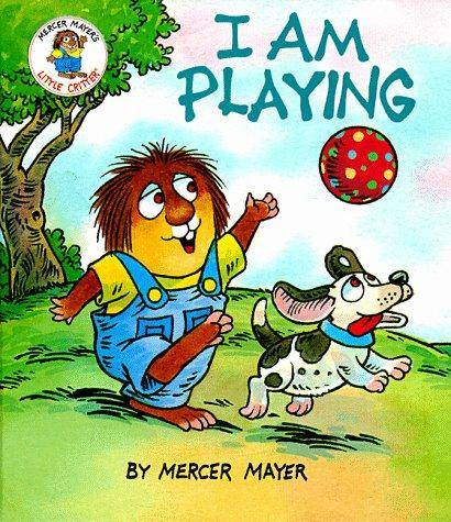 I am Playing (Toddler Books)