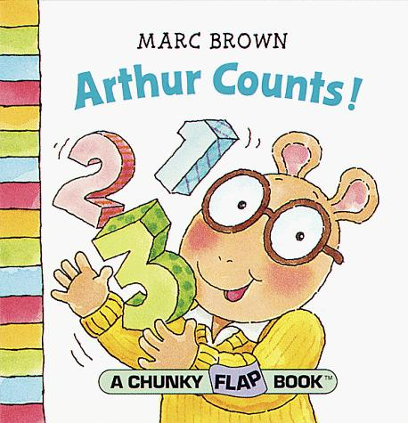 Arthur counts! by Marc Tolon Brown