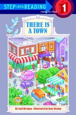 There is a town