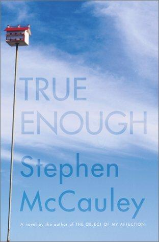 True enough by Stephen McCauley