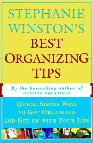 Download STEPHANIE WINSTON'S BEST ORGANIZING TIPS