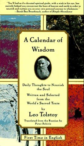 Download A calendar of wisdom