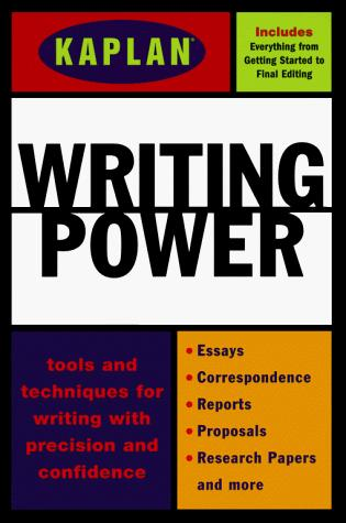 Download Writing power