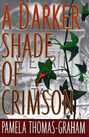 Download A DARKER SHADE OF CRIMSON (Ivy League Mysteries)