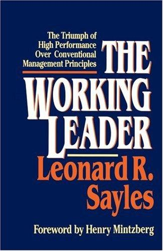 Download The Working Leader