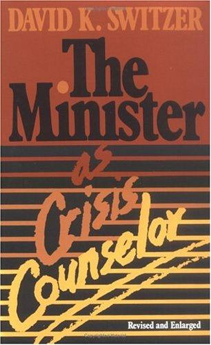 Download The minister as crisis counselor