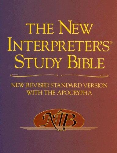 Download The New Interpreter's Study Bible