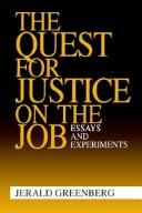 Download The Quest for Justice on the Job