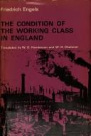 Download The Condition of the Working Class in England