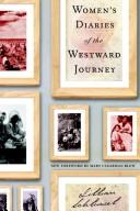 Download Women's Diaries of the Westward Journey