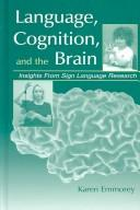 Download Language, Cognition, and the Brain