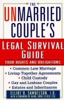 Download The unmarried couple's legal survival guide
