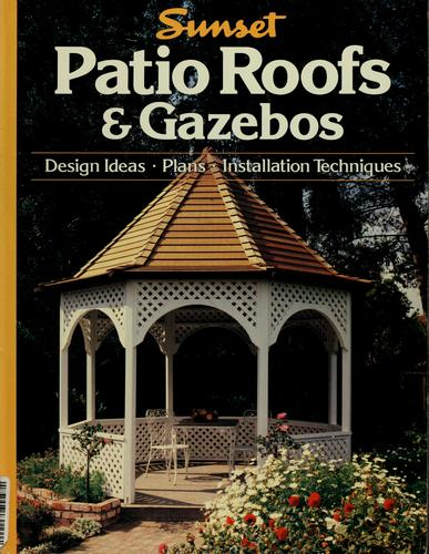 Download Patio roofs & gazebos
