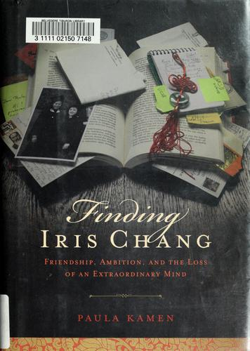 Download Finding Iris Chang