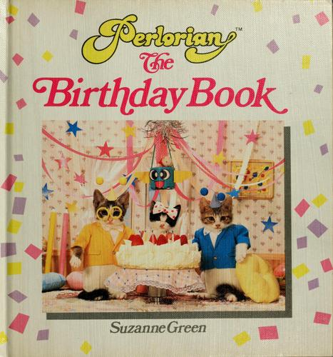 The birthday book by Suzanne Green