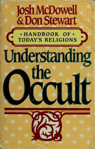 Understanding the occult