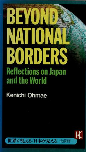 Beyond national borders