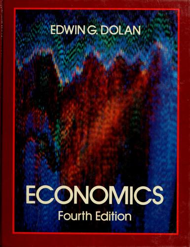 Economics by Edwin G. Dolan