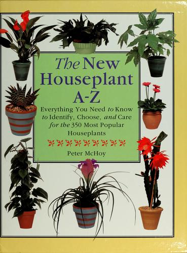 Download The New Houseplant A-Z
