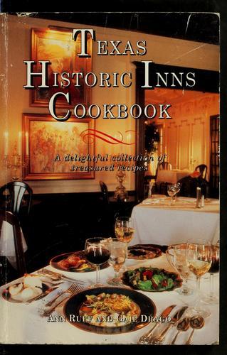 Texas historic inns cookbook