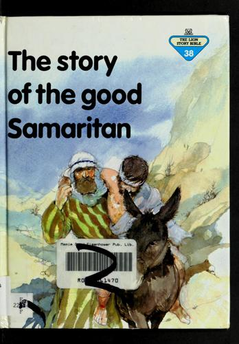 Download The story of the good Samaritan