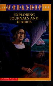 Exploring journals and diaries