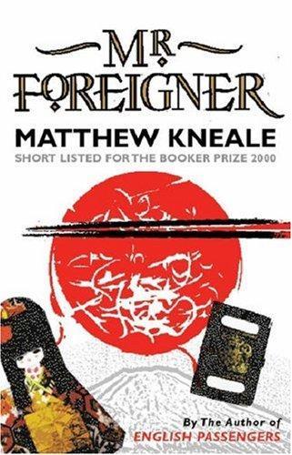 Mr. Foreigner
