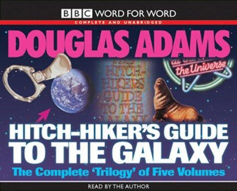 Download The Hitch Hiker's Guide to the Galaxy (Word for Word)