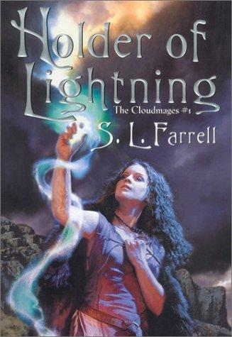 Holder of Lightning (The Cloudmages, Book 1)