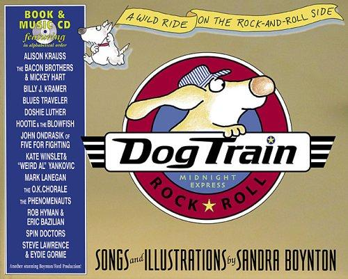 Dog Train by Sandra Boynton