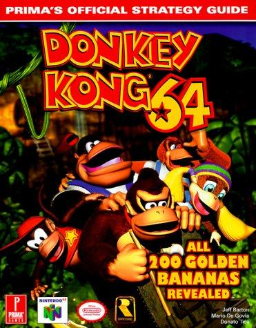 Download Donkey Kong 64: Prima's Official Strategy Guide
