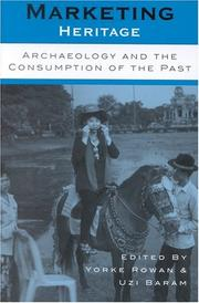 Marketing Heritage: Archeology And The Consumption Of The Past PDF Download