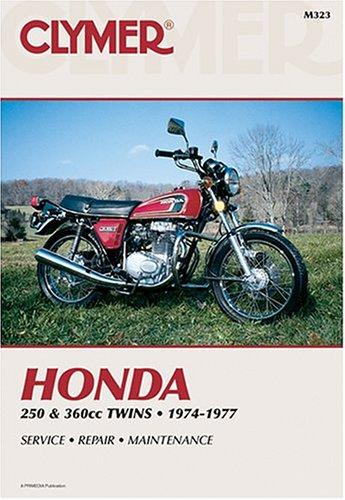 Download Honda 250 & 360cc twins, 1974-1977