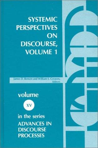 Download Systemic perspectives on discourse