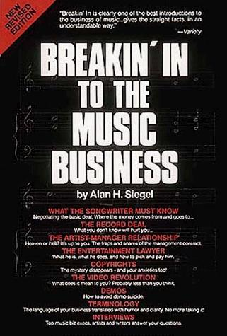 Download Breakin' in–to the music business