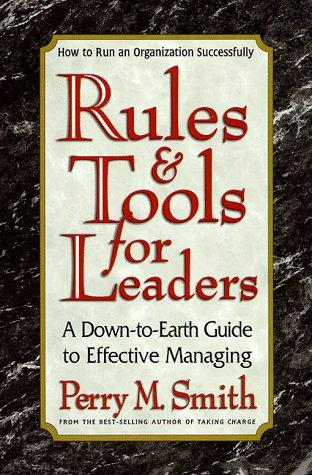 Download Rules & tools for leaders