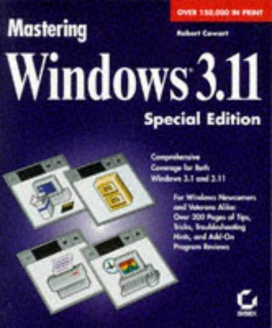 Mastering Windows 3.1
