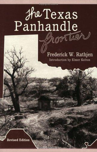 Download The Texas Panhandle frontier