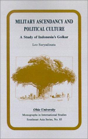 Military Ascendancy Political Culture