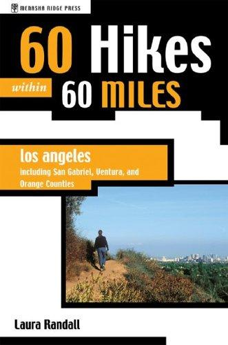 60 hikes within 60 miles, Los Angeles