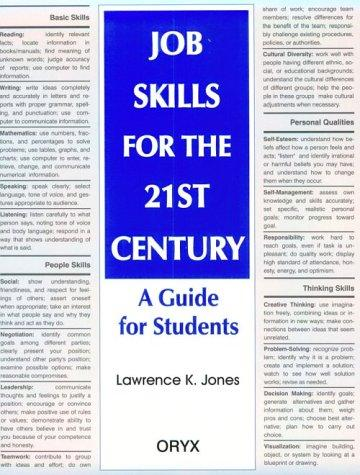 Download Job skills for the 21st century