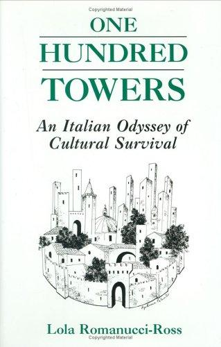 One hundred towers by Lola Romanucci-Ross