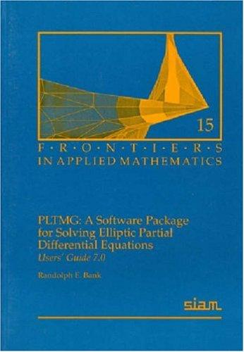 PLTMG, a software package for solving elliptic partial differential equations