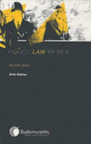 Download Police law primer