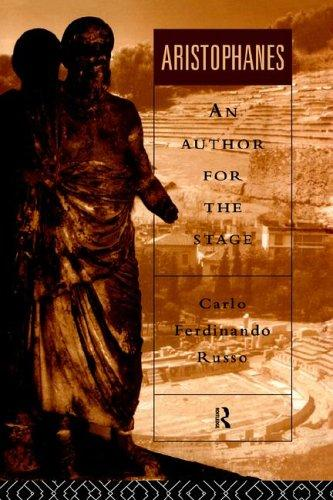 Download Aristophanes, an author for the stage
