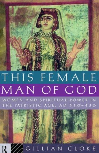 This female man of God